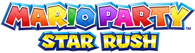 Mario Party: Star Rush  Logo
