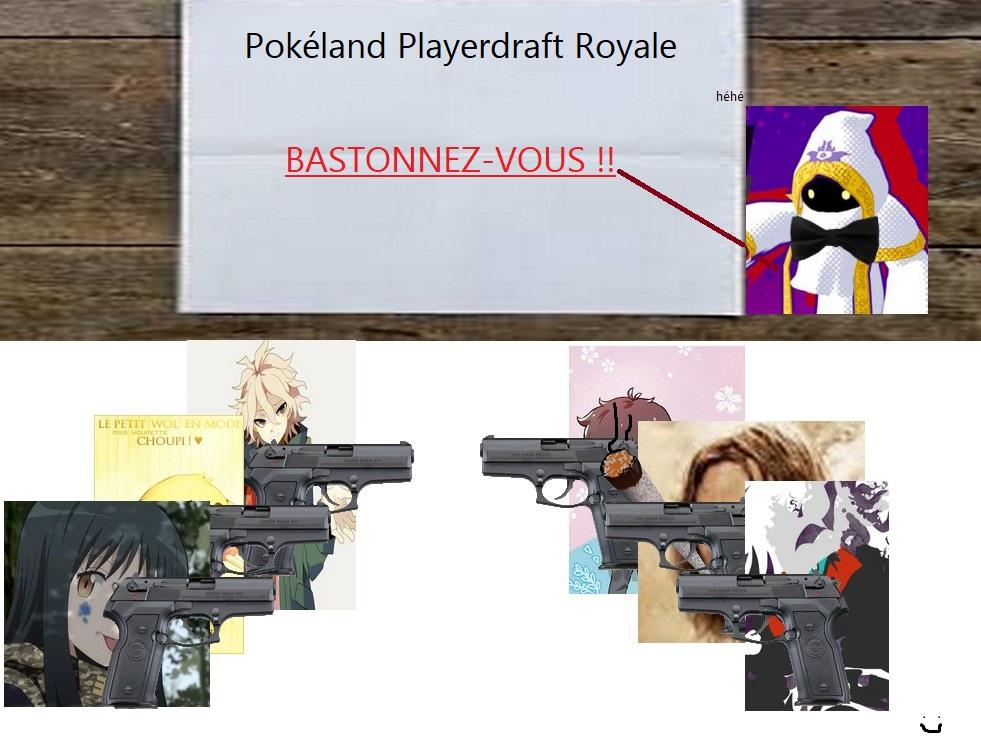 Pokéland Playerdraft Royale SR61yhILwk